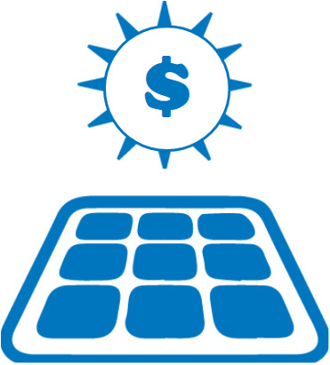 BlueSel Commercial Solar Financial Savings Information
