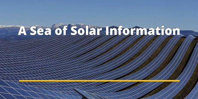 BlueSel Commercial Solar Blog banner