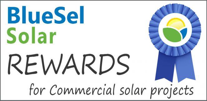 BlueSel Commercial Solar Rewards