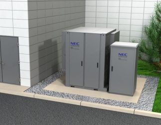 NEC Energy Solutions -distributed-storage-solution